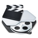 128x128px size png icon of Folder my videos