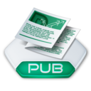 Office publisher pub Icon