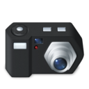 128x128px size png icon of System camera