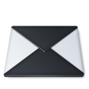 128x128px size png icon of System email
