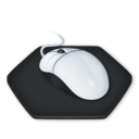 128x128px size png icon of System mouse