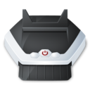 128x128px size png icon of System printer