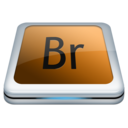 128x128px size png icon of Adobe Br