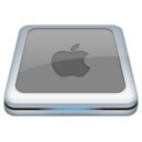 128x128px size png icon of Drive Apple 2