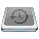 128x128px size png icon of Drive Time Machine
