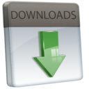 128x128px size png icon of File Downloads