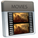 128x128px size png icon of File Movies