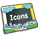 128x128px size png icon of Icons
