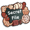 128x128px size png icon of Secret