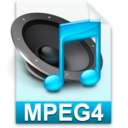 iTunes mpeg4 Icon
