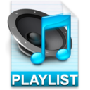 iTunes playlist Icon