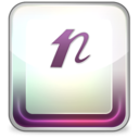 128x128px size png icon of 1note