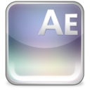 128x128px size png icon of ae