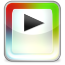 128x128px size png icon of mpeg avi wav ogg mp3