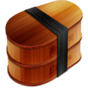 128x128px size png icon of Compressed file