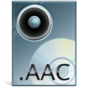 128x128px size png icon of Aac