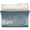 128x128px size png icon of Burning