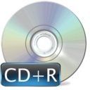 128x128px size png icon of CD+R