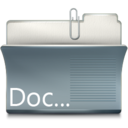 128x128px size png icon of Doc