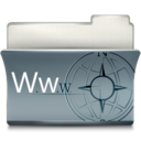 128x128px size png icon of Internet