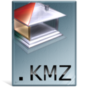 128x128px size png icon of Kmz