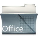 128x128px size png icon of Office