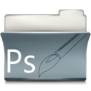 128x128px size png icon of Ps