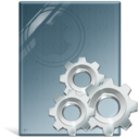 128x128px size png icon of Systeme