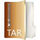 128x128px size png icon of Tar