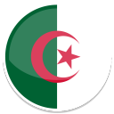 128x128px size png icon of Algeria