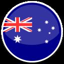 128x128px size png icon of Australia