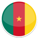 128x128px size png icon of Cameroon