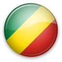 128x128px size png icon of Congo Brazzaville