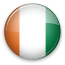 128x128px size png icon of Cote dIvoire