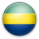 128x128px size png icon of Gabon