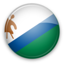 128x128px size png icon of Lesotho