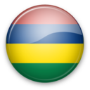 128x128px size png icon of Mauritius