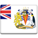 128x128px size png icon of British Antarctic Territory