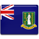128x128px size png icon of British Virgin Islands