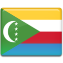 Comoros Flag Icon