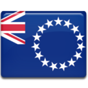128x128px size png icon of Cook Islands