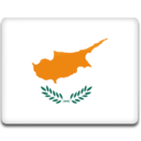 128x128px size png icon of Cyprus Flag