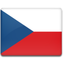 128x128px size png icon of Czech Republic Flag