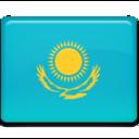 128x128px size png icon of Kazakhstan Flag