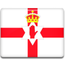 128x128px size png icon of Northern Ireland