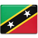 128x128px size png icon of Saint Kitts and Nevis