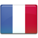 128x128px size png icon of Saint Martin Flag