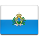 San Marino Flag Icon