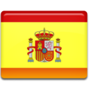 128x128px size png icon of Spain Flag