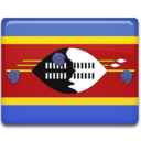 128x128px size png icon of Swaziland Flag